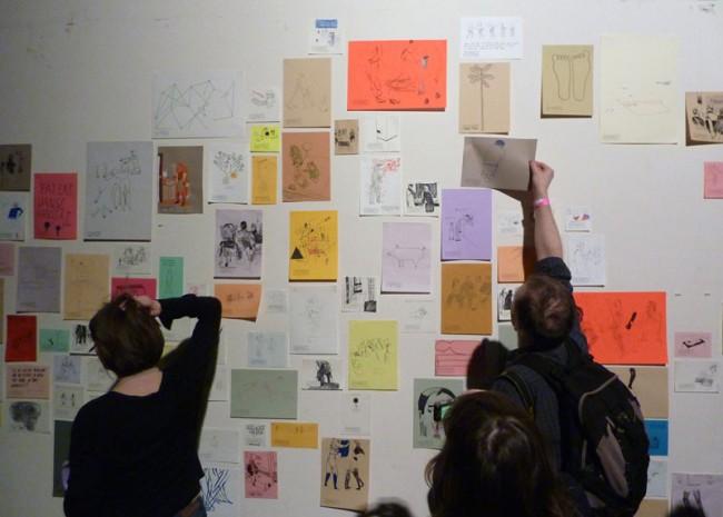 Lease A Note, Zeichnungsaktion für Tanzplan Deutschland, 2011