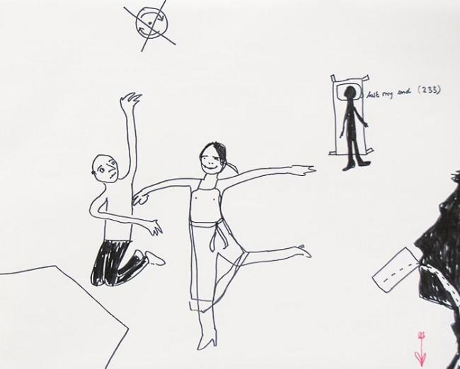 Skizze zu einer Performance