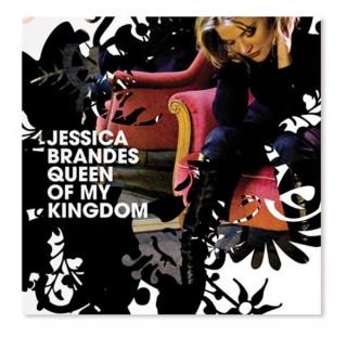 CD Cover Jessica Brandes