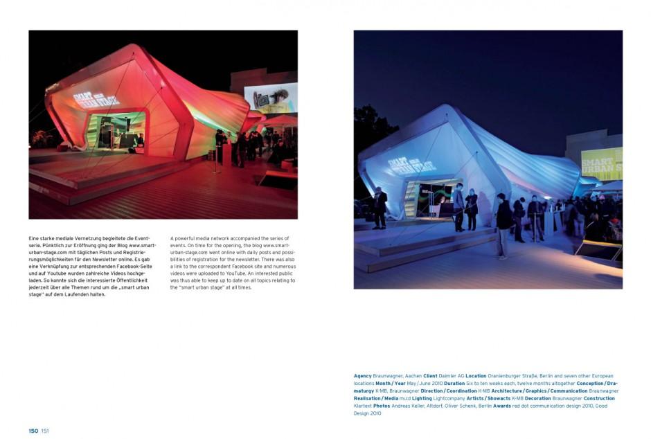 Smart Urban Stage: Inflate-Architektur als Veranstaltungsplattform