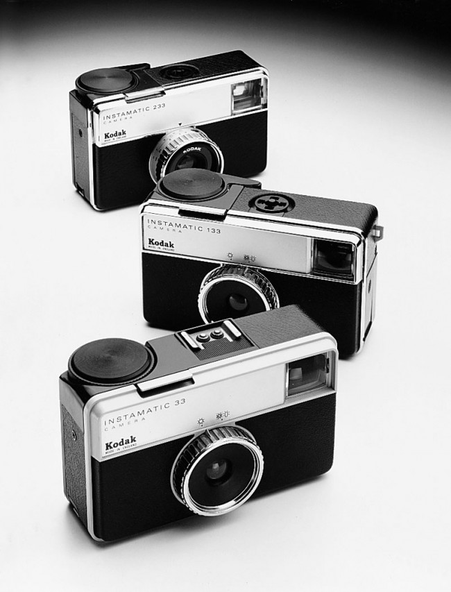 Kenneth Grange - Making Britain Modern | Kodak Instamatic Camera, 1970