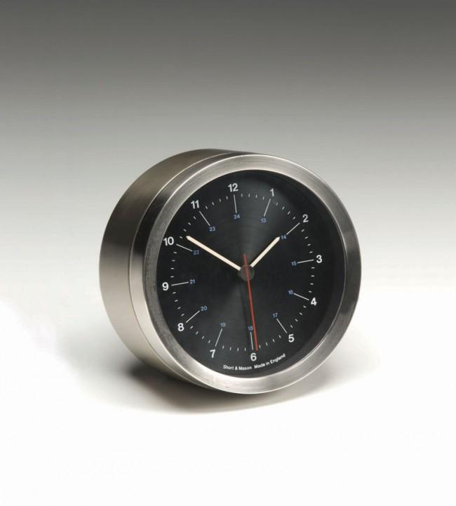 Kenneth Grange - Making Britain Modern | Short & Manson Steel Clock, 1966.