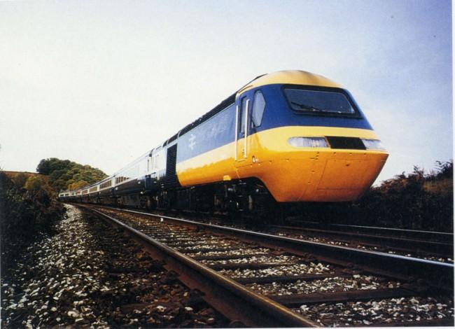Kenneth Grange - Making Britain Modern | Intercity 125, 1976
