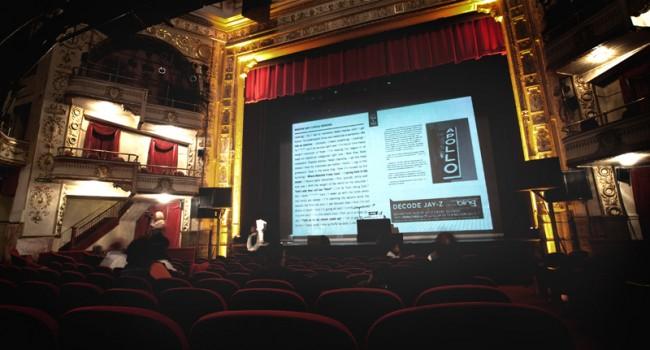Apollo Theater in Harlem, New York