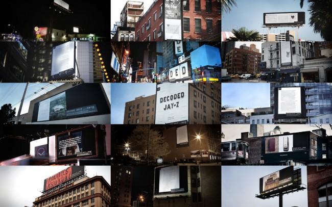 Die Billboards