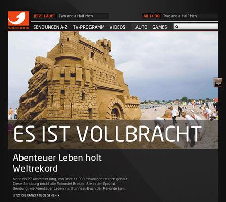 Bild Kabeleins.de