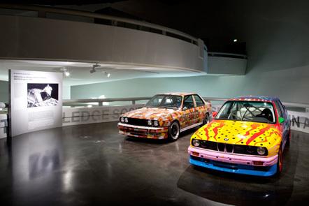 Bild BMW Art Car