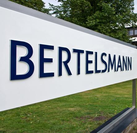 BIld Bertelsmann Logo