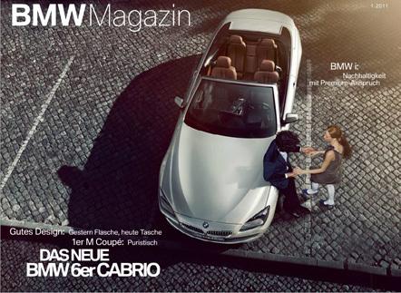 Bild BMW Magazin