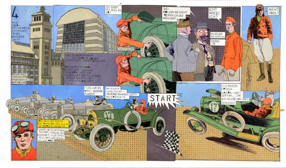 Comic: NAG Ansicht