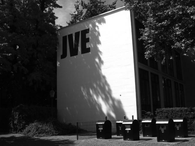 Corporate Design für die Jan van Eyck Academie. Kunde: Jan van Eyck Academie, Maastricht, 2009