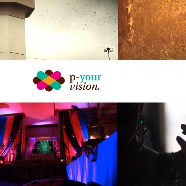 Identitydesign für p-yourvision