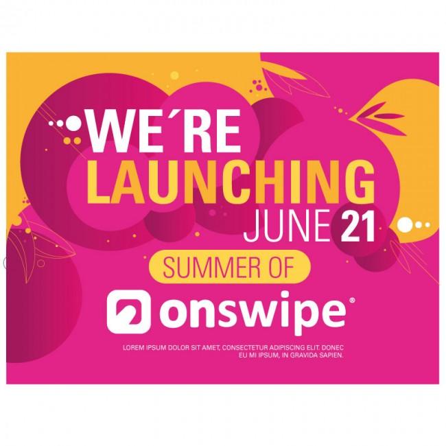 Einladung zum Onswipe Relaunch