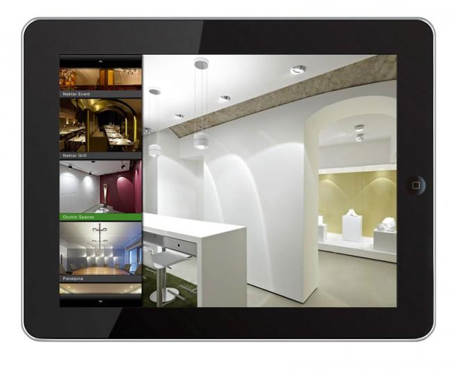 Occhio iPad App