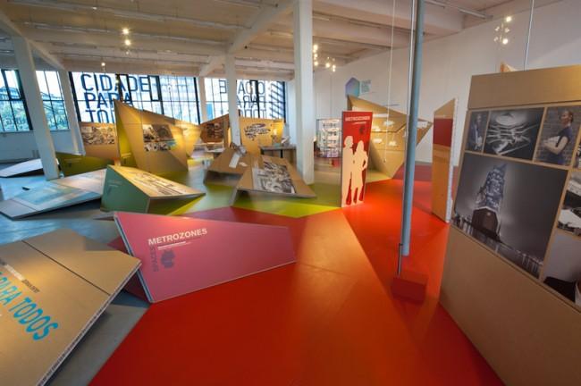 Architektur Biennale Sao Paulo (Deutscher Beitrag) Ausstellungsdesign