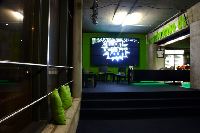 Mobilcom Debitel feat. Das Bo, Corporate Interior, Branding, Konzept
