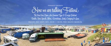 Bild Now we are talking festival