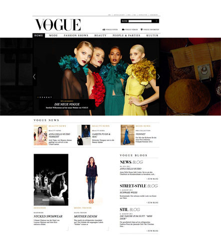 Bild Vogue.de