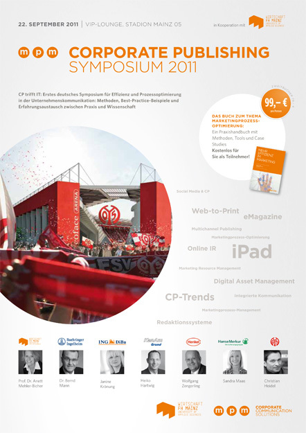 Bild Corporate Publishing Symposium