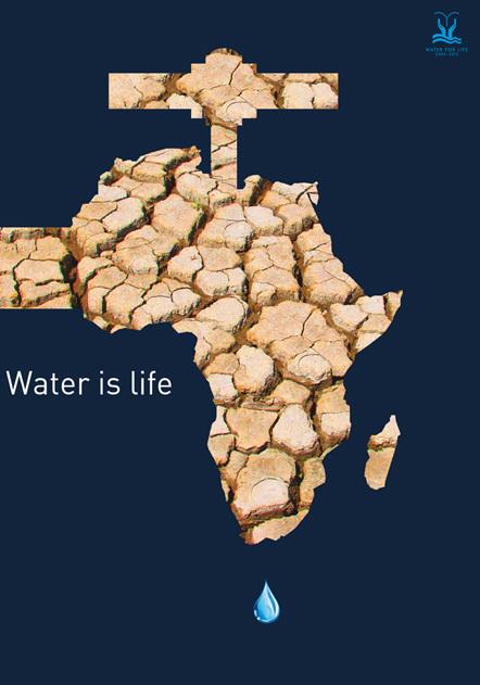 Bild Water is Life