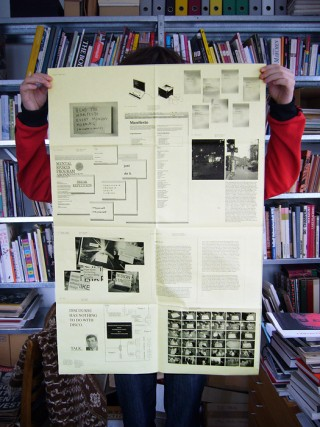 Rote Fabrik Zeitung   Manifest 2010
