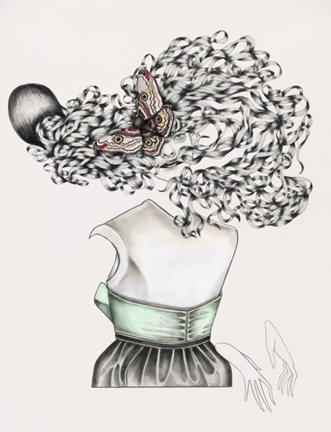 Like a Moth to a Flame – Leonneke Derksen