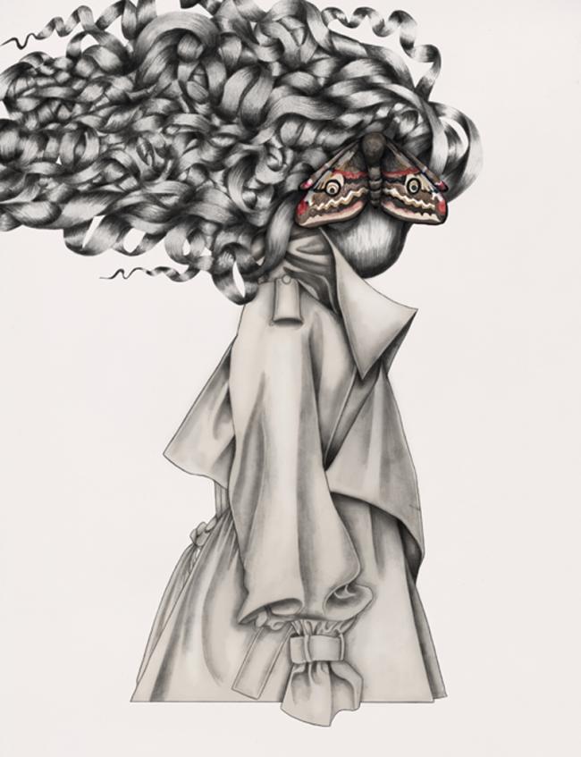 Like a Moth to a Flame – Yusuke Hotchi