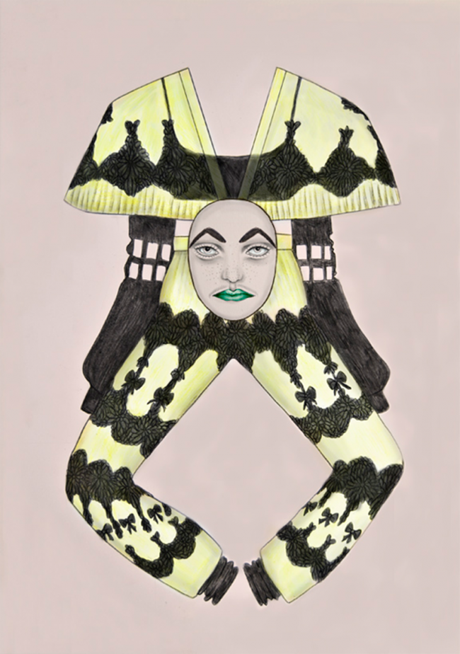Spring on Acid – Meadham Kirchhoff