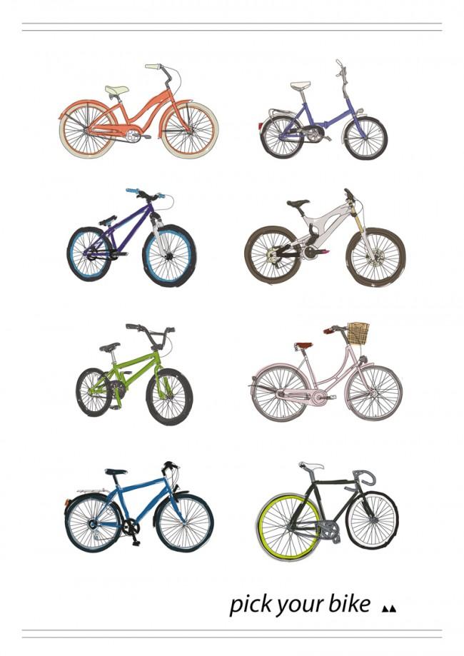 pick your bike