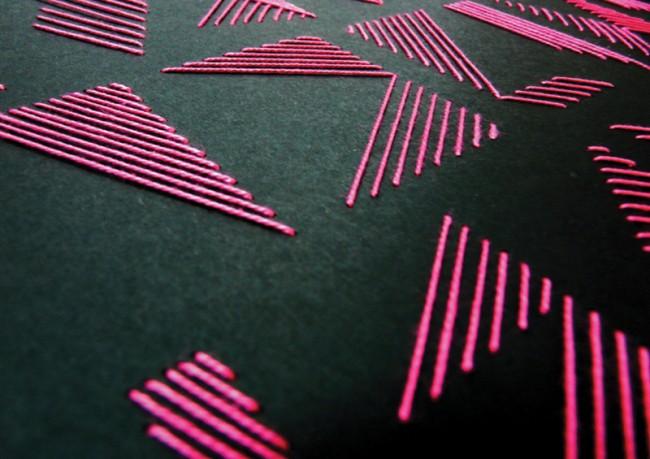 pink twist alphabet