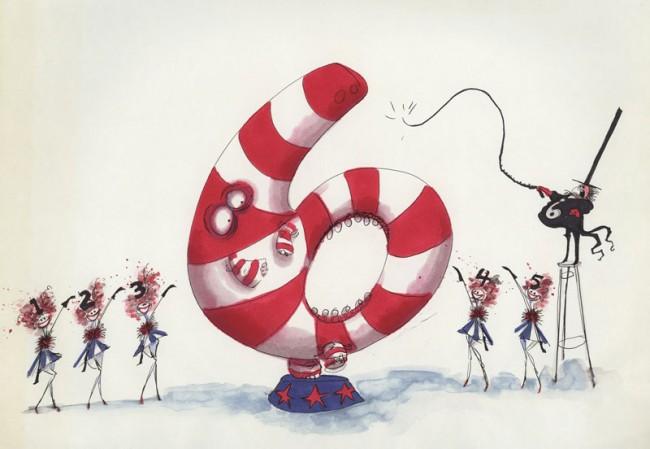 Untitled (#6), 1982 | Bleistift, Tinte, Marker und Wasserfarbe auf Papier | 27.9 x 38.1 cm | Private Sammlung