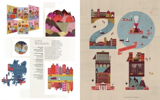 Lotta Nieminen ist eine multidisziplinäre Designerin und Illustratorin aus Helsinki