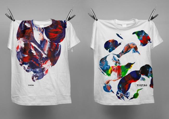 T-Shirts für die Band