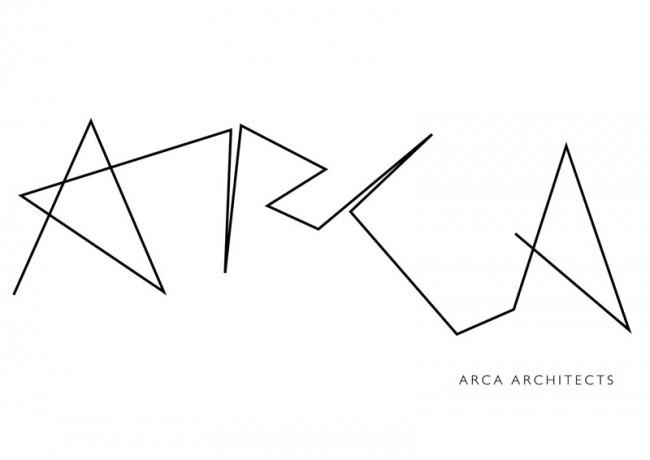 Logo für ARCA ARCHITECTS, 2009 | ausgezeichnet mit dem  Silver Award / European Design Awards 2010