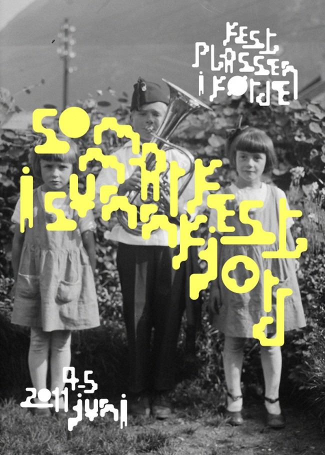 Plakat für »Summerparty in Sunnfjord«