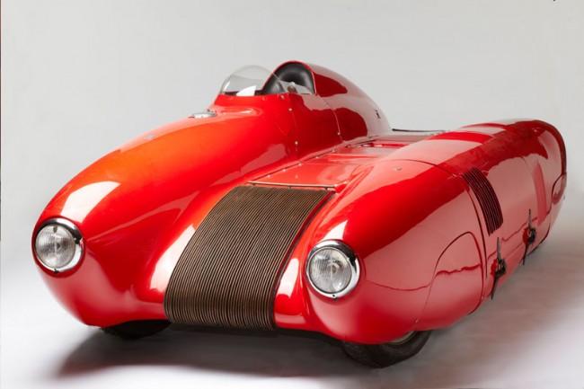 Bisiluro da corsa | Nardi – Mollino – Giannini, 1955