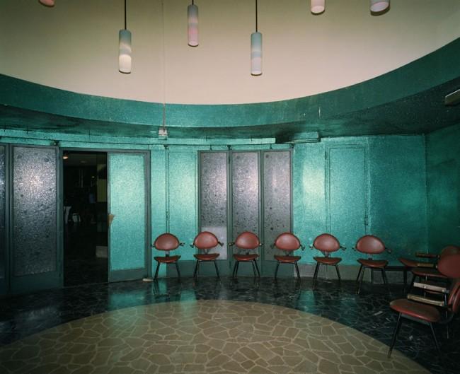 Carlo Mollino | Lutrario Ballsaal in Turin, 1959 | Photo: Armin Linke