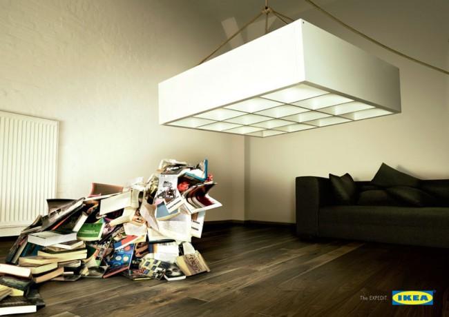 Alexander Reiss ist stolz auf die Ikea-Beasts-Reihe, die er bei DDB mit kreierte