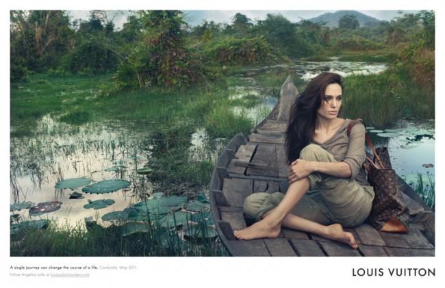 Ein moderner Klassiker: Louis Vuitton setzt auf Hochglanz-Fotografie und Stars