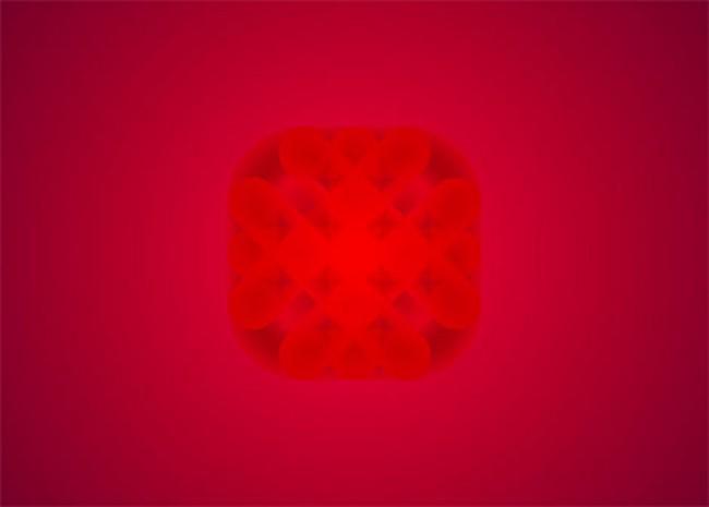Tamer Koseli ließ sich bei dem Monospaced-Font Doku (Türkisch für »Papiertaschentuch«) vom molekularen Zellwachstum inspirieren