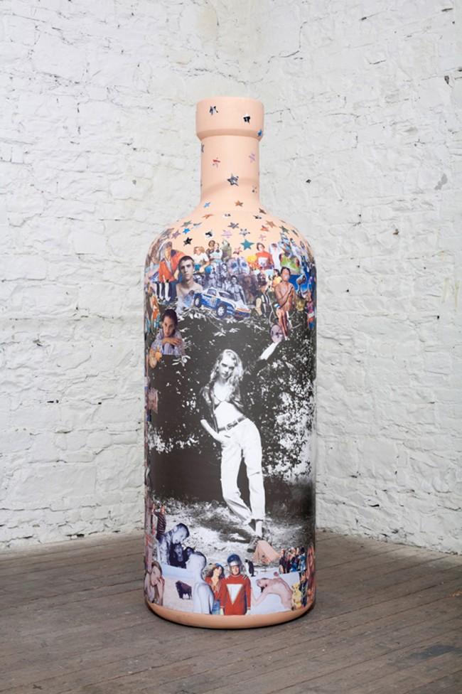 Die Flasche der Londoner Stylistin Celestine Cooney