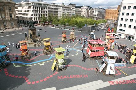 Bild Gute Aussichten Frankfurt