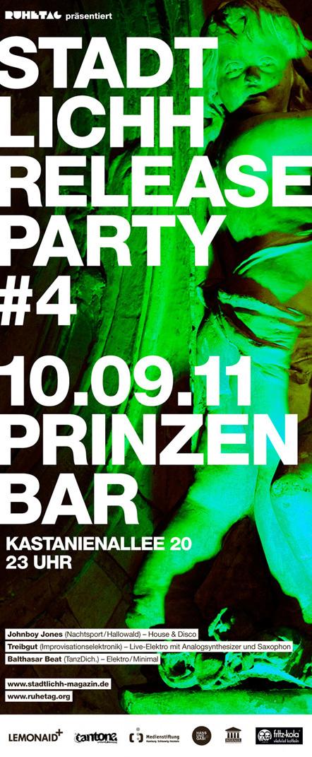 Bild Stadtlichh Party
