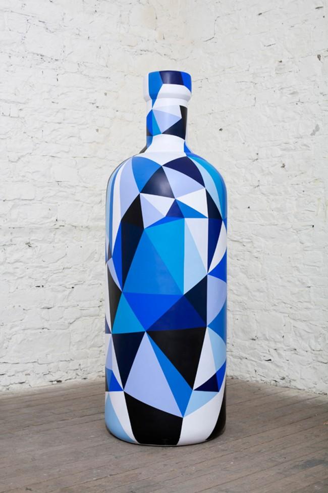 Das Design des Künstlers Dalek