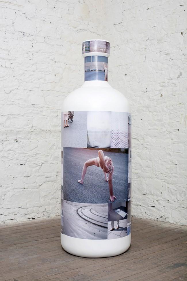 Die Fotografin Linda Brownlee kreierte eine Collage