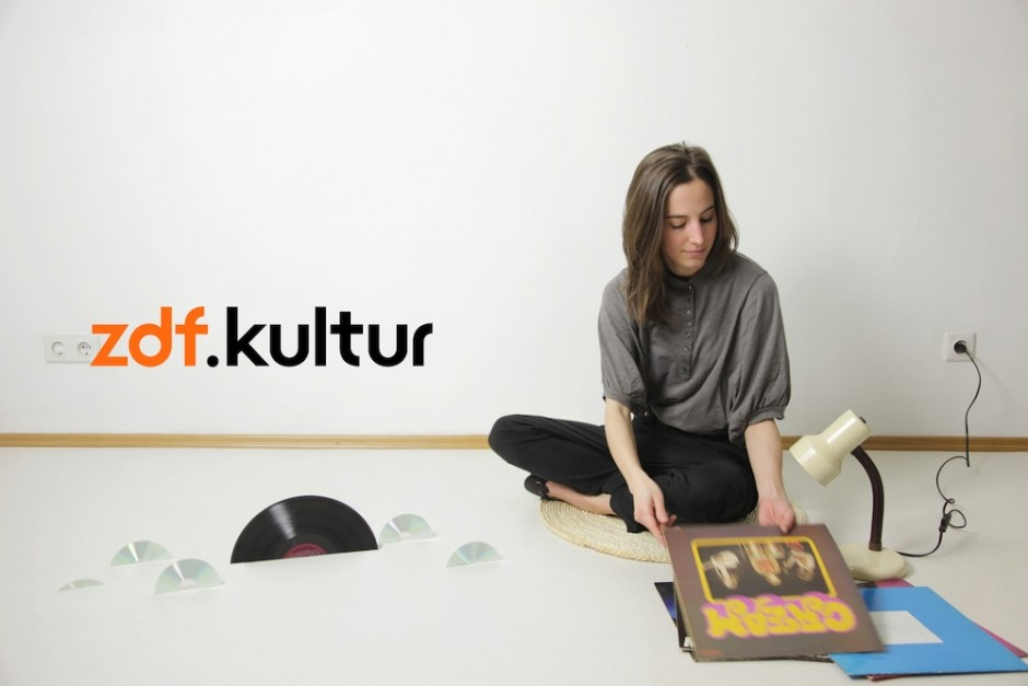 Bestes Corporate Design Paket on air: zdf.kultur, Luxlotusliner