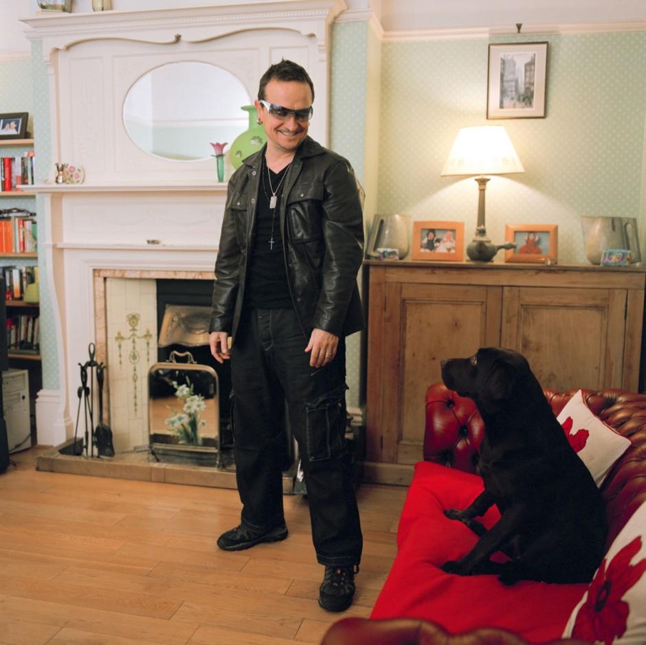 Bono, © 2011 Niklaus Spoerri, Who is Who? www.vfmk.de