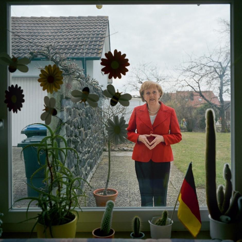 Angela Merkel, © 2011 Niklaus Spoerri, Who is Who? www.vfmk.de