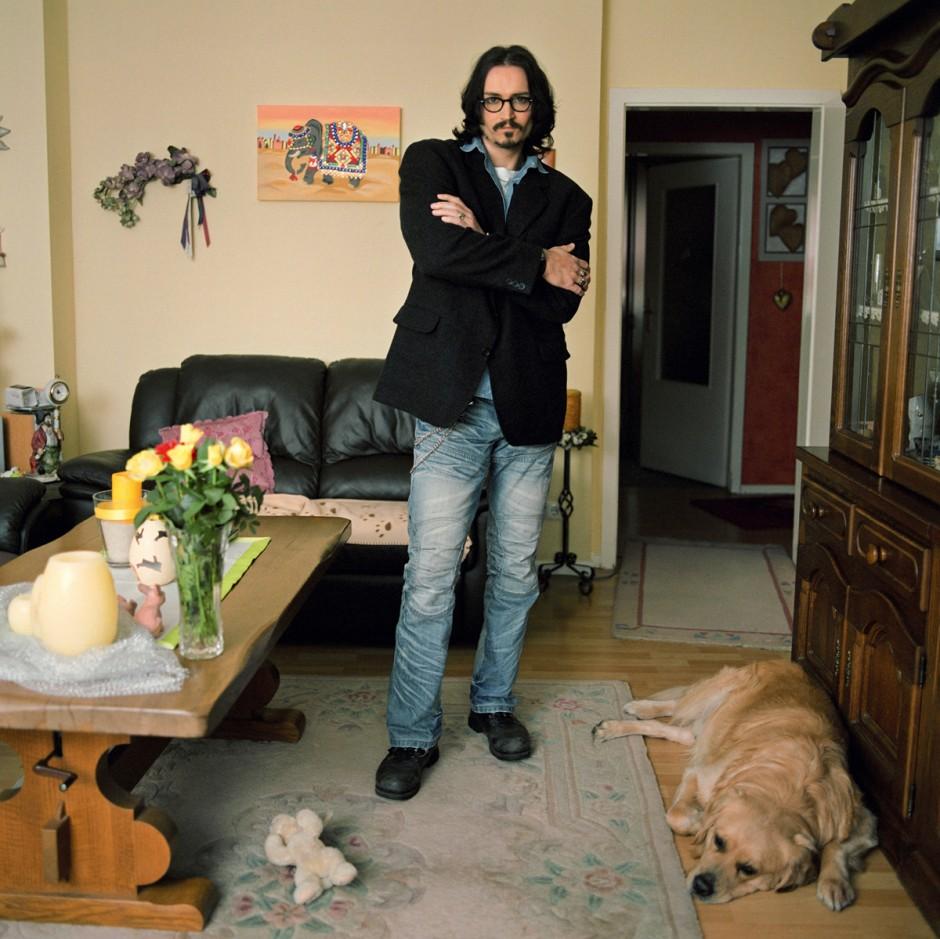 Johnny Depp, © 2011 Niklaus Spoerri, Who is Who? www.vfmk.de