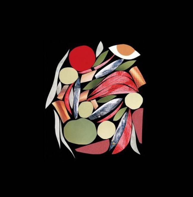 Oignon cardinal et coeur de laitue aux anchois